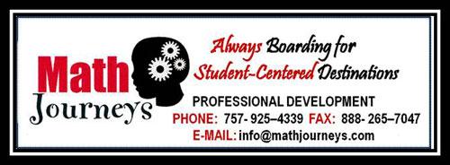 Math Journeys Banner